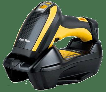 Datalogic PowerScan PBT9300 - scanner Bluetooth industriel laser 1D, Auto-range